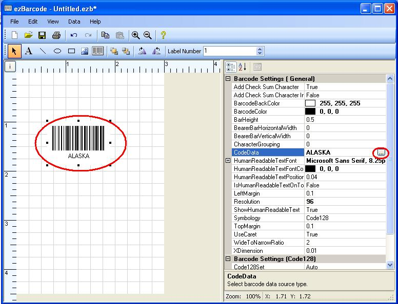 barcode reader thesis