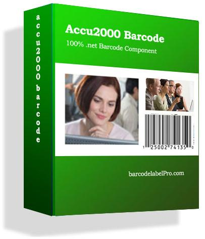 Barcode Library Component 1d 2d