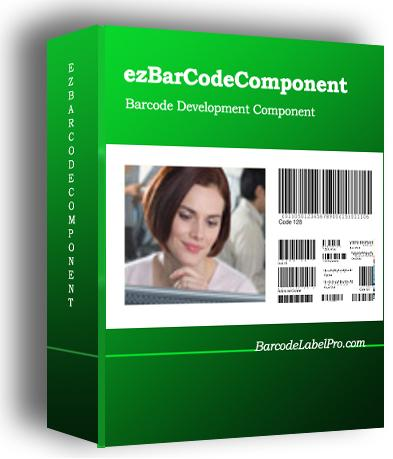 ezBarcodeComponent for asp.net screenshot